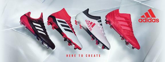adidas 新作フットボールシューズ