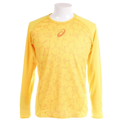 GS.トレーニング 長袖Tシャツ BAF206 0420