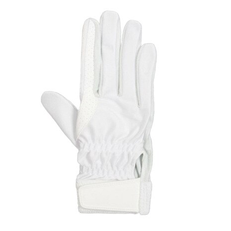 守備用手袋 ナノフロント 右手用 727G3KA001R WHT