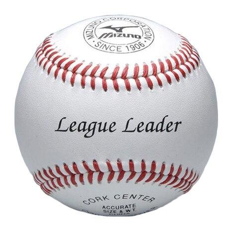 <ゼビオ> 硬式用 リーグリーダー 高校練習球 1個入り 1BJBH11400画像