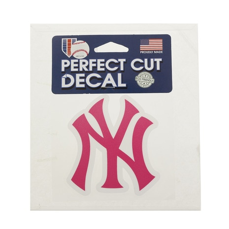 Perfect Cut Decal 4x5 35124013 YANKEES