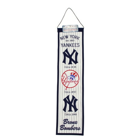 MLB ニューヨーク ヤンキース Heritage Banners 46013
