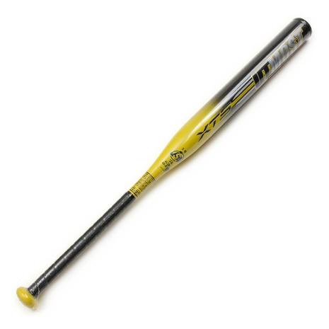 ソフトボール用 金属製バット 84cm/平均730g 3号 UTMOST 729G4ZK001