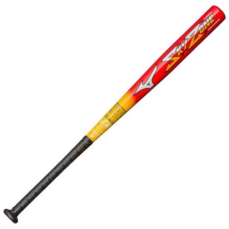 ジュニア ソフトボール用金属製バット スカイゾーン 78cm/平均560g 2号用 1CJMS60478 6254