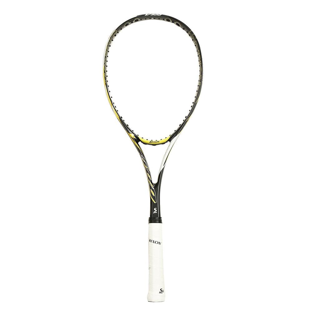 【セール実施中】【送料無料】軟式テニスラケット スリクソン V 500(SRIXON V 500) SR11601BKYL