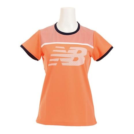 ビッグロゴ プラクティスTシャツ JWTT7037 SRE