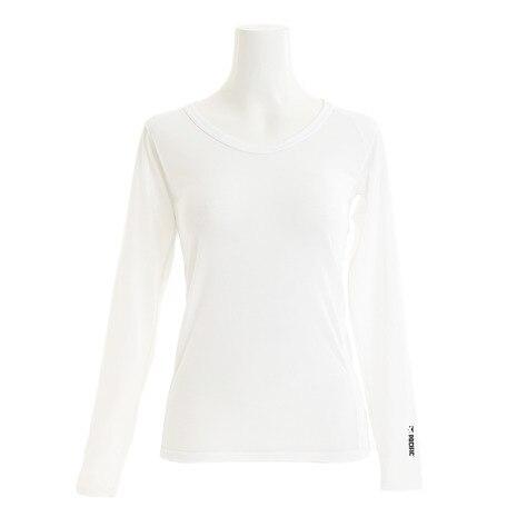 ラジクール Vネックシャツ PT17SW032 WHT