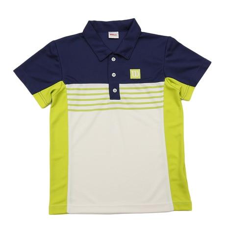 <ゼビオ> ポロシャツ WX5686S-01画像