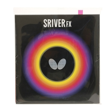 卓球ラバー スレイバーFX 05060 RED