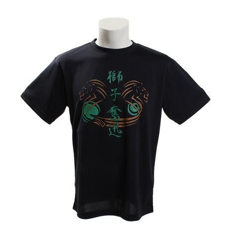 <ゼビオ> プリントTシャツ 5560 NVXGN画像