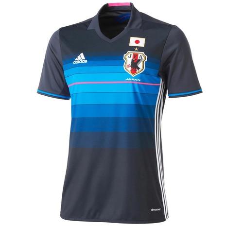 2016 サッカー日本代表 なでしこホーム レプリカユニフォーム AA0311-AAN12-NVY