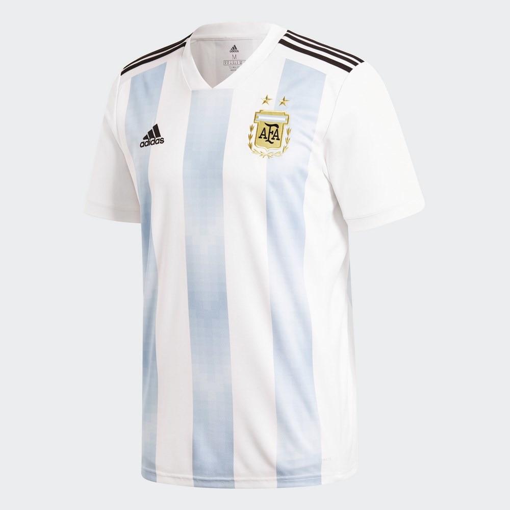 【セール実施中】【送料無料】アルゼンチン代表 ホームレプリカ 半袖ユニフォーム DTQ94-BQ9324
