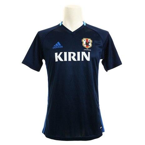 2016 日本代表 Condivo16 半袖トレーニングシャツ B76095-CFZ23-NVY