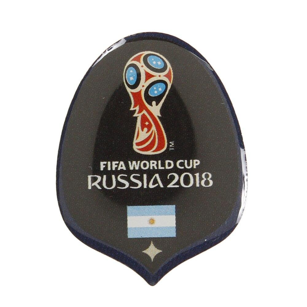 【セール実施中】2018年 FIFA ロシアワールドカップ ピンバッチ アルゼンチン 83105
