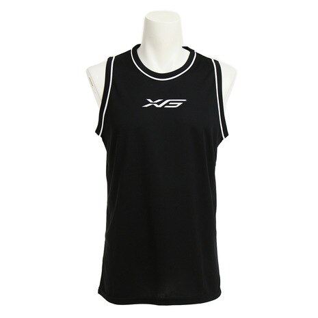 ドライプラス プラクティス タンクトップシャツ 751G6ES3405BLK