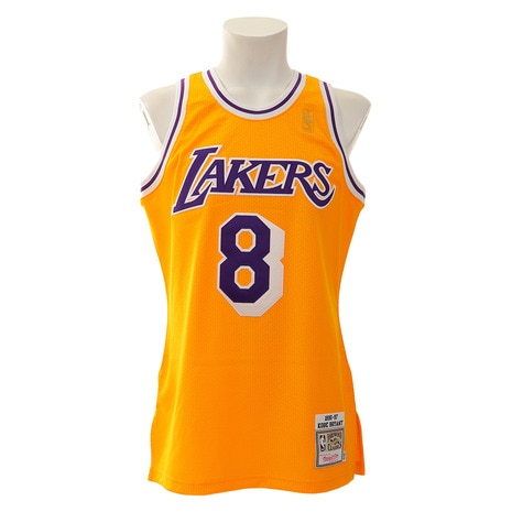 AUTHENTIC JERSE  Kobe Bryant 1996-97 8 YEL 722630296KBRYA