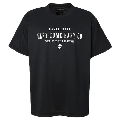 DP Easy come easy go Tシャツ 751G8ES3505 BLK