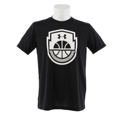 Basketball Icon テックTシャツ 1313538 BLK BK