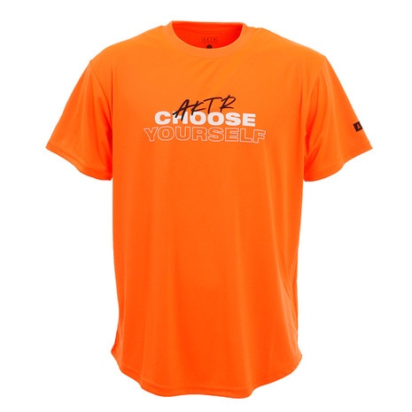 CHOOSE YOURSELF SPORTS 半袖Tシャツ 120-022005 OR