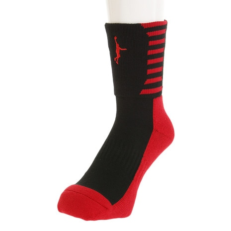 I SOCKS ITP17122BLK/RED