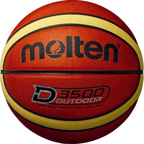 <ゼビオ> アウトドアバスケットボール 6号球 B6D3500画像
