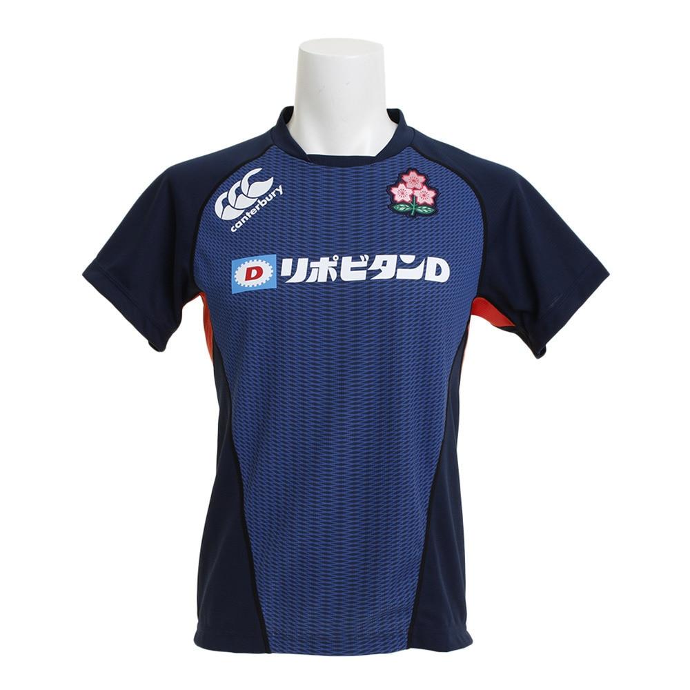 【セール実施中】【送料無料】ラグビー日本代表 プラクティス Tシャツ R37007JP 29