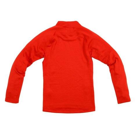 <ゼビオ> ヒートクロス ボディアレンジ ハイネック長袖シャツ 786G5ES5105 RED画像
