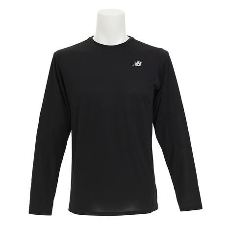 アクセレレイト ロングスリーブTシャツ AMT53060BK