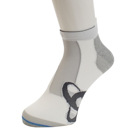 RUNNING LOW CUT Socks Short 777080 white