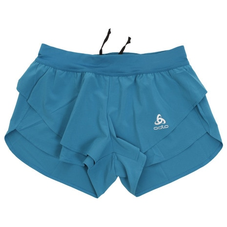 Split shorts OMNIUS 321901 crystal teal