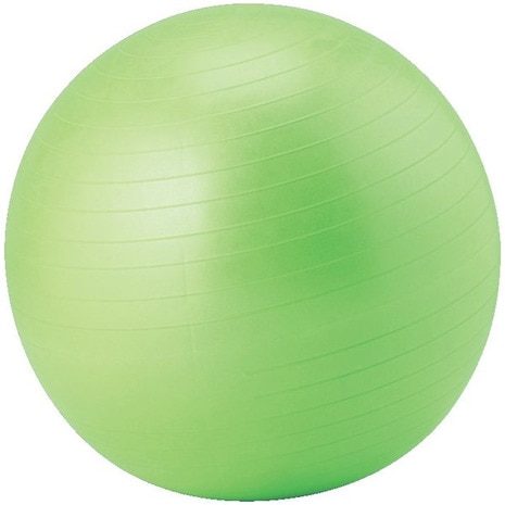 <ゼビオ> フィットネスボール 55cm GRN 841VN3OP1560G(ヨガ・ピラティス)