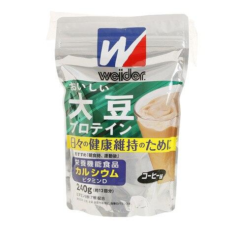 おいしい大豆 プロテインコーヒー風味 240g 36JMM63500