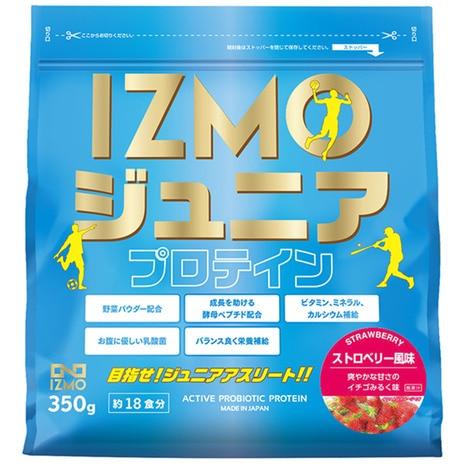 IZMO ジュニアプロテイン ストロベリー風味 350g