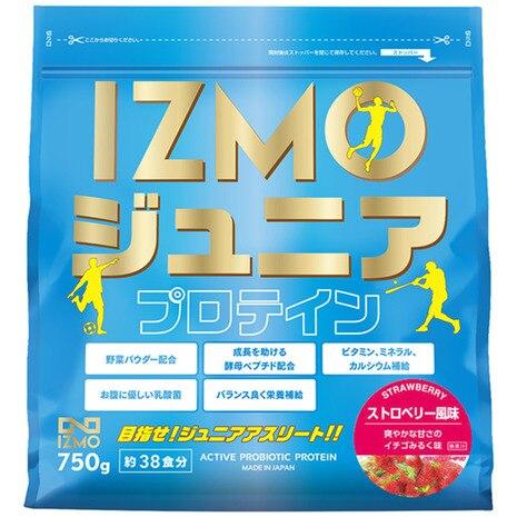 IZMO ジュニアプロテイン ストロベリー風味 750g