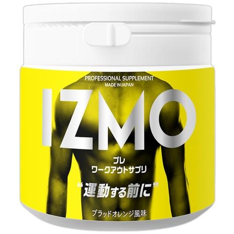 IZMO プレワークアウトサプリ ブラッドオレンジ風味 165g
