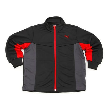 トレーニングジャケット 839526-01 BLK