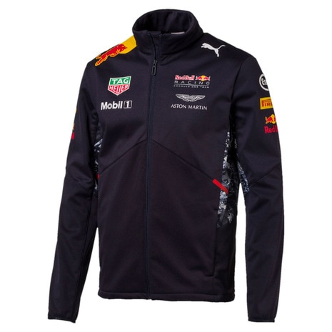 RED BULL RACING チームソフトシェルジャケット 762166 01 NVY
