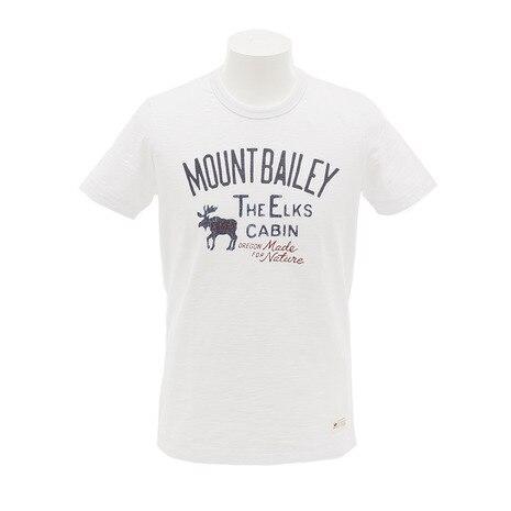 SLUB CREW MOUNT BAILEY 863EK7CD4886 WHT