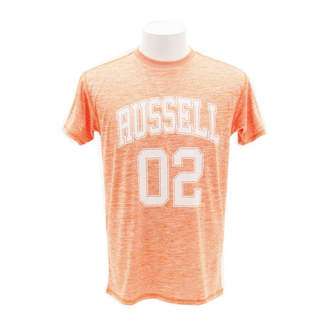 <ゼビオ> 02 Tシャツ M RBM17S0026 ORG画像