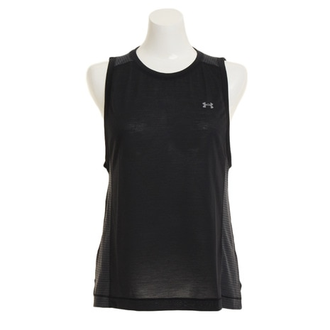 Tb Muscle Tank #1316144 BLK/BLK/MSV AT