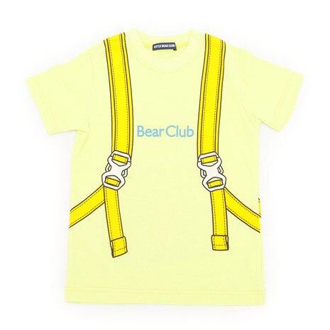 16LBフェイクリュックTシャツ S32867 GR