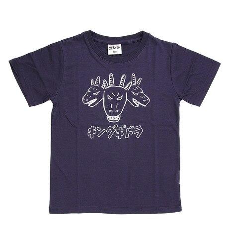 キングキドラ Tシャツ 6530703-60NAV