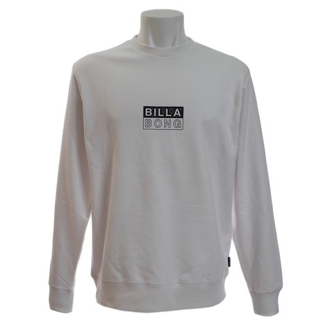 VIRTUE CREW NECK トレーナー AI012007 WHT