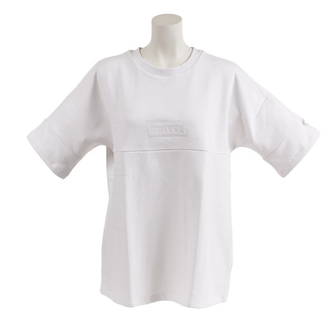 BASIC CUT BOXY Tシャツ 870SW9CD6425WHT