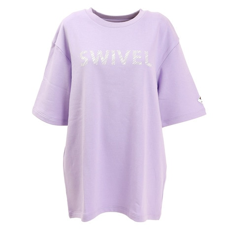 THICK RUBBER プリントTシャツ 870SW9CD6426 PUL