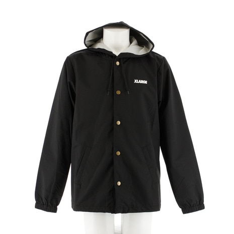 HOODED OG COACHES コーチジャケット 01173511-BLACK