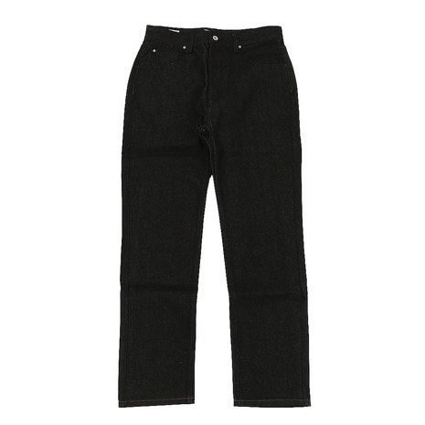 FIVE PK SLIM RAW パンツ MNDM-0001-BLK