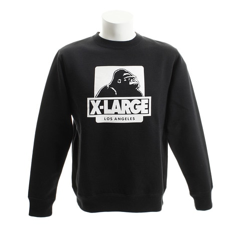 OG CREW NECK SWEAT 01164224-BLACK