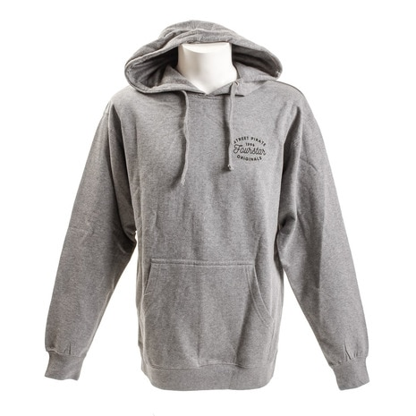 CLASSIC 2 PULLOVER 4S16F6100 GUNMETAL HEATHER