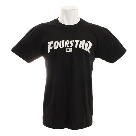 HIGHSPEED Tシャツ 4SF008 BLACK
